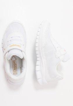 Kappa - FOLLOW - Trainings-/Fitnessschuh - white/gold