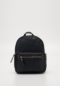 New Look - PHILIPPA MINI BACKPACK - Reppu - black