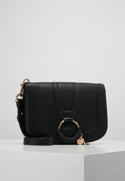 See by Chloé - HANA MEDIUM - Torba na ramię - black