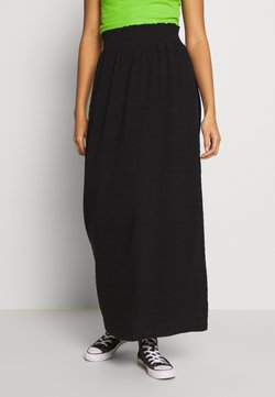 Roxy - NEW AFTERNOON  - Jupe longue - anthracite