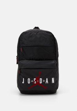 Jordan - PIVOT PACK - Reppu - black/black