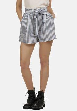 DreiMaster - Shorts - blau weiss