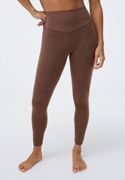 OYSHO - COMFORTLUX  - Tights - brown