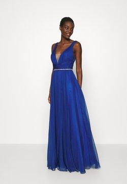 Luxuar Fashion - Ballkjole - royalblau