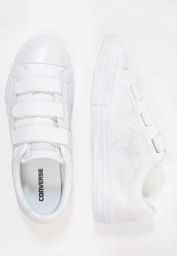 Converse - STAR PLAYER JUNIOR - Baskets basses - white