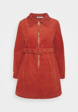 Glamorous Petite - LADIES DRESS - Korte jurk - burnt orange