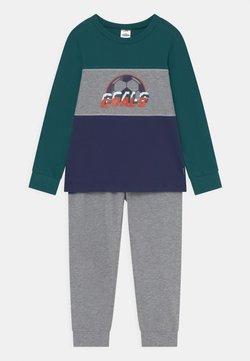 Schiesser - KIDS - Pyjama - dunkelgrün