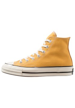 Converse - CHUCK TAYLOR ALL STAR '70 HI  - Sneakers high - sunflower/black/egret