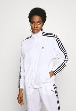 adidas Originals - ADICOLOR SPORT INSPIRED NYLON JACKET - Windbreaker - white