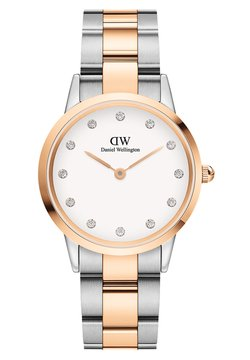 Daniel Wellington - Iconic Link Lumine – 32mm - Montre - rose gold