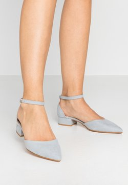 Dorothy Perkins - POLLY TWO PART HEELED  - Pumps - blue