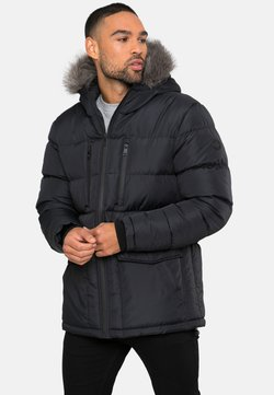 Threadbare - PUFFER CHAMPION - Winterjacke - schwarz