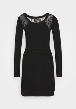 Pinko - SOMALIA DRESS - Kotelomekko - black