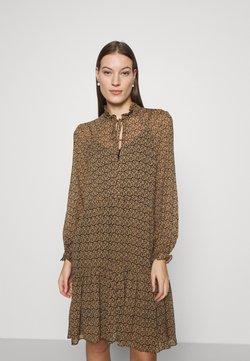 Second Female - PRADOTO DRESS - Freizeitkleid - bistre
