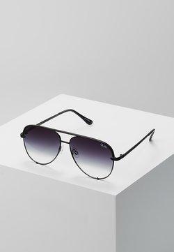 QUAY AUSTRALIA - HIGH KEY MINI - Sunglasses - black