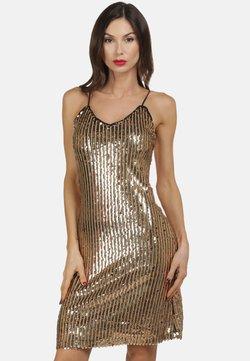 faina - KLEID - Cocktailkleid/festliches Kleid - champagner