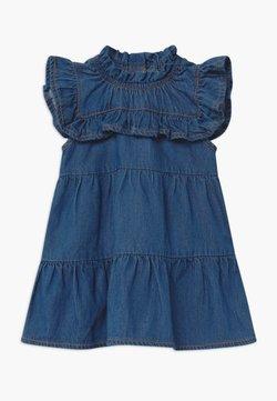 Name it - NBFBATALLE BABY - Vestido vaquero - medium blue denim