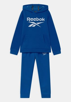 Reebok - HOODIE SET - Survêtement - royal