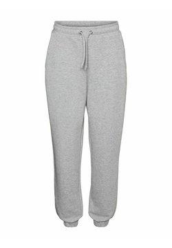 Noisy May - Jogginghose - light grey melange