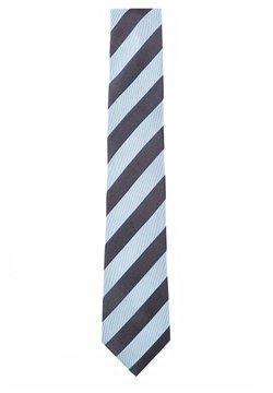 BOSS - TRAVELLER - Krawatte - light blue