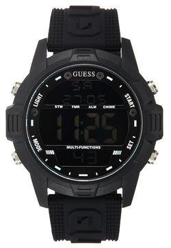 Guess - Digitaalikello - black/gunmetal