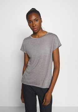 Houdini - ACTIVIST TEE - T-Shirt basic - soft grey