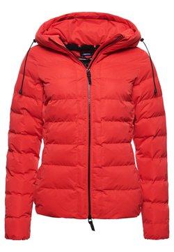 Superdry - BOSTON - Winterjacke - high risk red