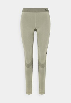 Hummel - FIRST SEAMLESS - Tights - london fog
