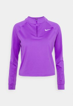 Nike Performance - Longsleeve - wild berry/white
