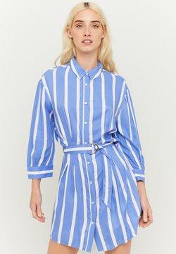 TALLY WEiJL - Blusenkleid - blue