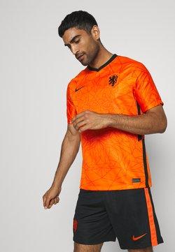Nike Performance - NIEDERLANDE KNVB HOME - Equipación de selecciones - safety orange/black