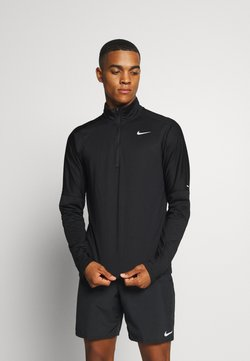 Nike Performance - Funktionsshirt - black/silver