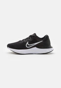 Nike Performance - RENEW RUN 2 - Zapatillas de running neutras - black/white/dark smoke grey