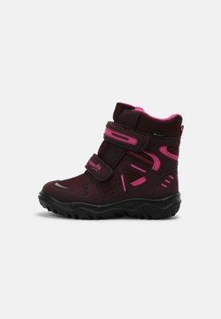 Superfit - HUSKY - Bottes de neige - rot/rosa