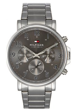 Tommy Hilfiger - DANIEL - Uhr - silver-coloured