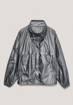 Massimo Dutti - Waterproof jacket - grey