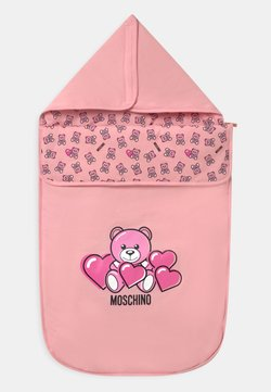 MOSCHINO - BABY NEST UNISEX - Śpiworek - sugar