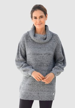 Laura Kent - Strickpullover - grau,dunkelgrau,schwarz