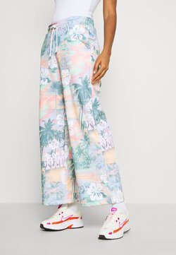 Jaded London - WIDE LEG JOGGER - Jogginghose - multi-coloured