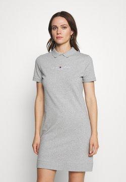 Tommy Hilfiger - LOGO DRESS - Sukienka letnia - light grey