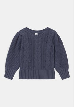 GAP - TODDLER GIRL  - Jersey de punto - sargassus blue