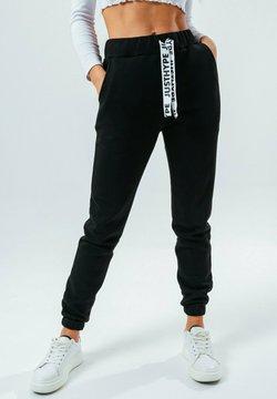 Hype - Jogginghose - black