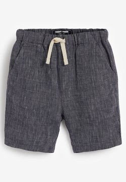 Next - SLOUCHY PULL ON - Shorts - blue
