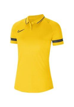Nike Performance - FUSSBALL  - Sportshirt - gelbschwarzgrau
