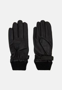 KARL LAGERFELD - GLOVES - Gloves - black