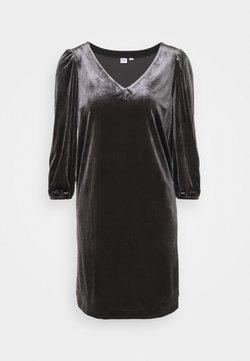 GAP - DRESS - Cocktailkleid/festliches Kleid - true black