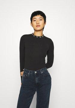Calvin Klein Jeans - Langarmshirt - ck black