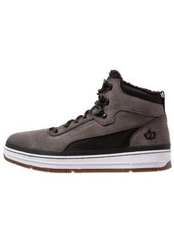 Park Authority - Sneaker high - dark grey/black