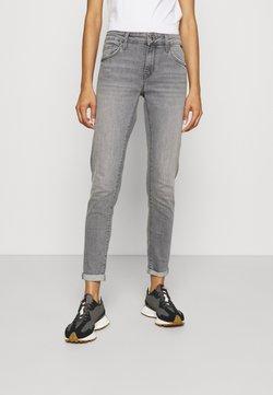 Mavi - LEXY - Slim fit jeans - light grey