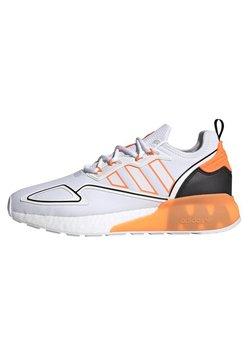 adidas Originals - ZX 2K BOOST ORIGINALS SNEAKERS SHOES - Sneaker low - white